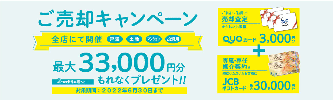 Real estate, Meiji of customer are sold!